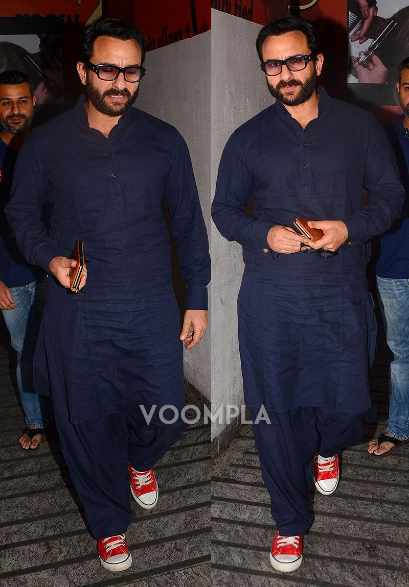 Here S What Saif Ali Khan Has To Say About Aamir In Dangal