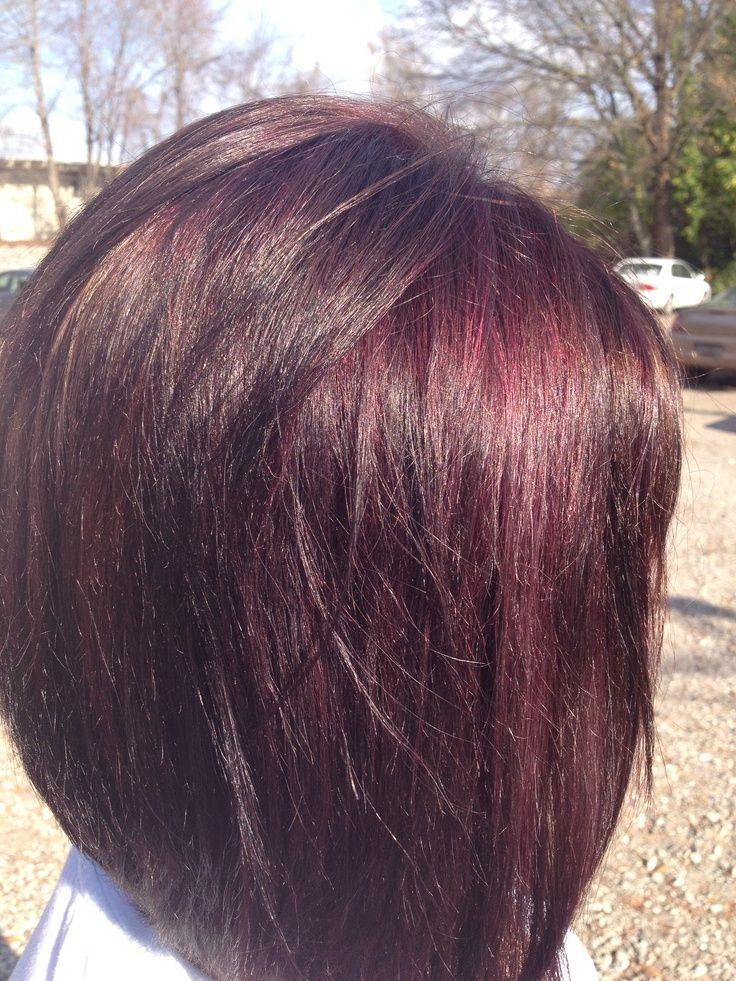 36++ Medium mahogany brown hair color trends