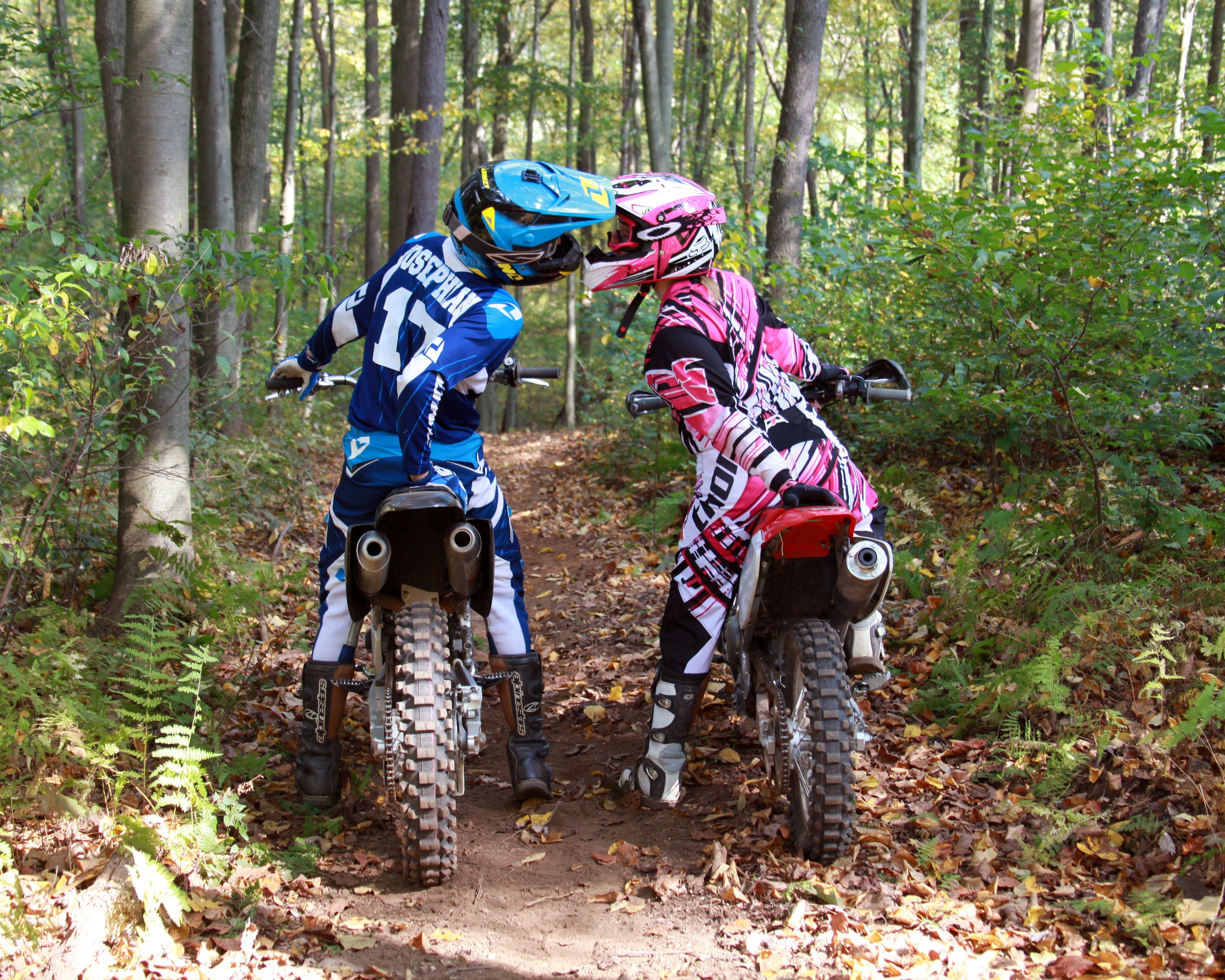 Dating a dirt bike rider