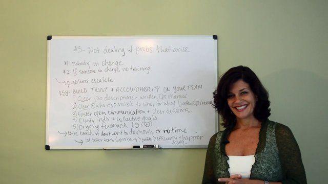 Video 3 of my 5 Mistakes that Keep Entrepreneurs Stuck Series