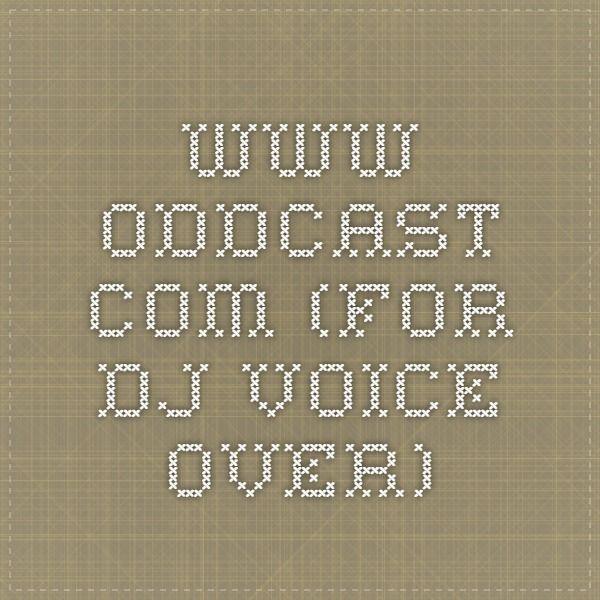 www oddcast com (for DJ VOICE-OVER) | Dj rasitha | Avatar