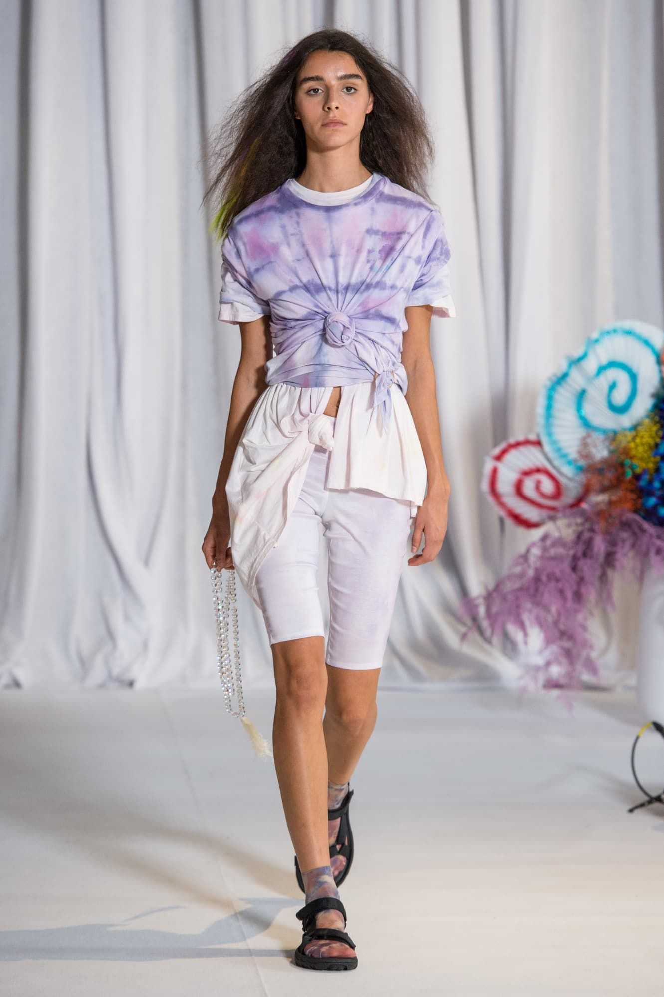 bcb85ea7f507 Collina Strada | TIE DYE | 9 BREAKOUT TRENDS FROM NEW YORK FASHION WEEK SPRING  2019