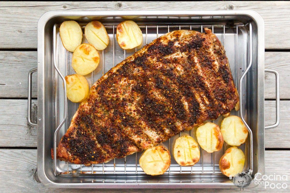 Hoy toca una receta fácil y que nos puede solucionar una cena o una comida, se trata de la receta de las costillas al horno con especias. Es muy sencilla y podéis usar las especias que mas os guste…