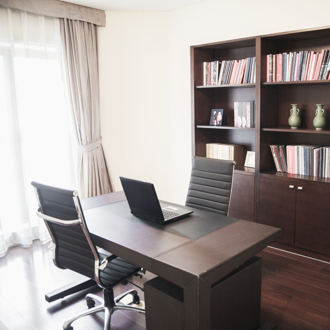 If You Work Out Of A Home Office, Here Are Some Tips To