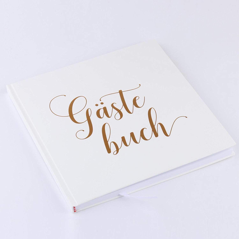 Brautpaar Hochzeit G/ästebuch Okoume Holz Gravur individuell Holzcover mit 144 Naturpapier Innenseiten DIN A4 quer 302 x 215 mm