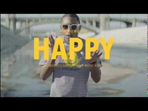 763562d9dc242 Free MP3 Download  Pharrell Williams - Happy - YouTube