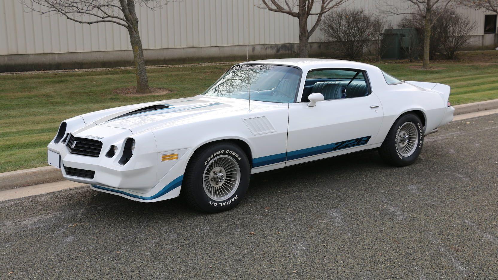 1979 Chevrolet Camaro Z28 presented as Lot S16.1 at Kansas City, MO ...