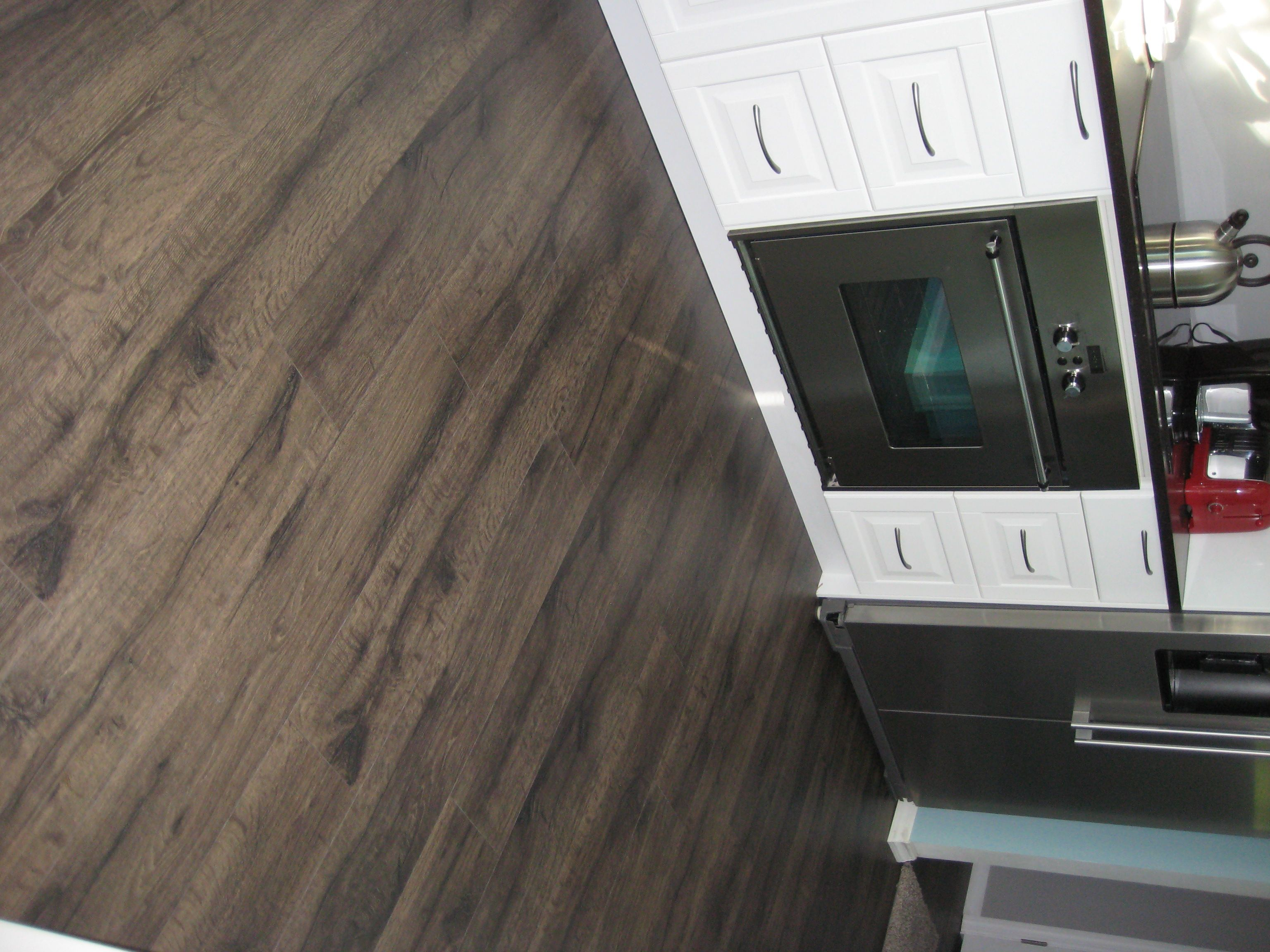 quick step reclaime flint oak laminate flooring - photo