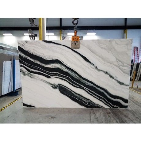 MARBLE PANDA WHITE Review - Modern White Granite Minimalist