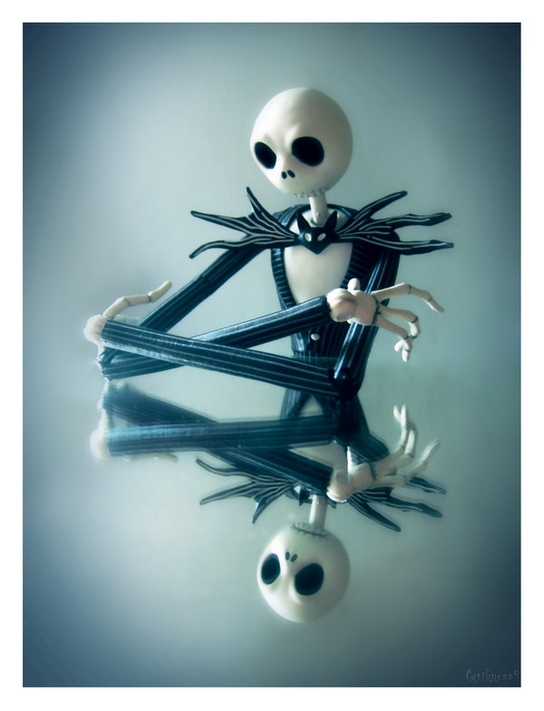 Jean Skeleton Jacks