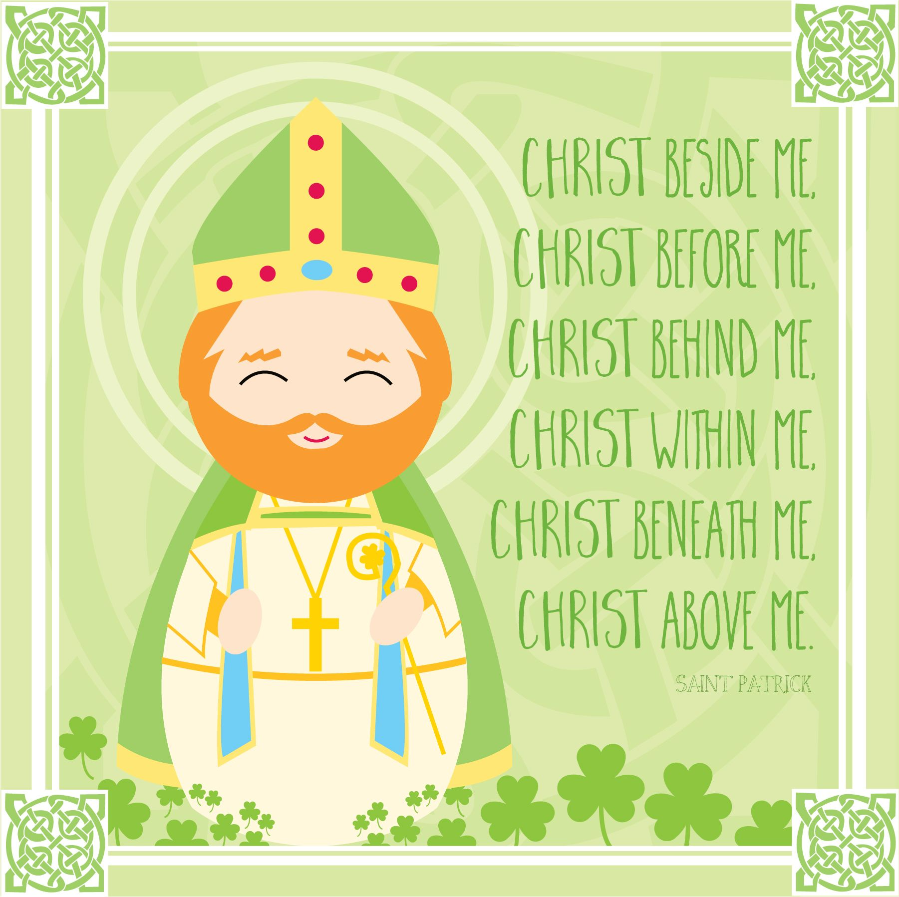 this is so cute st patrick quote printable free other