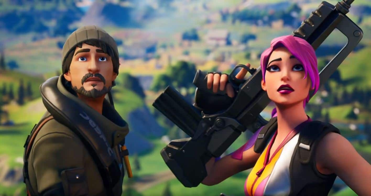 How To Do And Play Split Screen On Fortnite Ps4 And Xbox One Heres How To Do And Play Split Screen On Fortnite Fortnite Season 11 Fortnite Cinematic Trailer