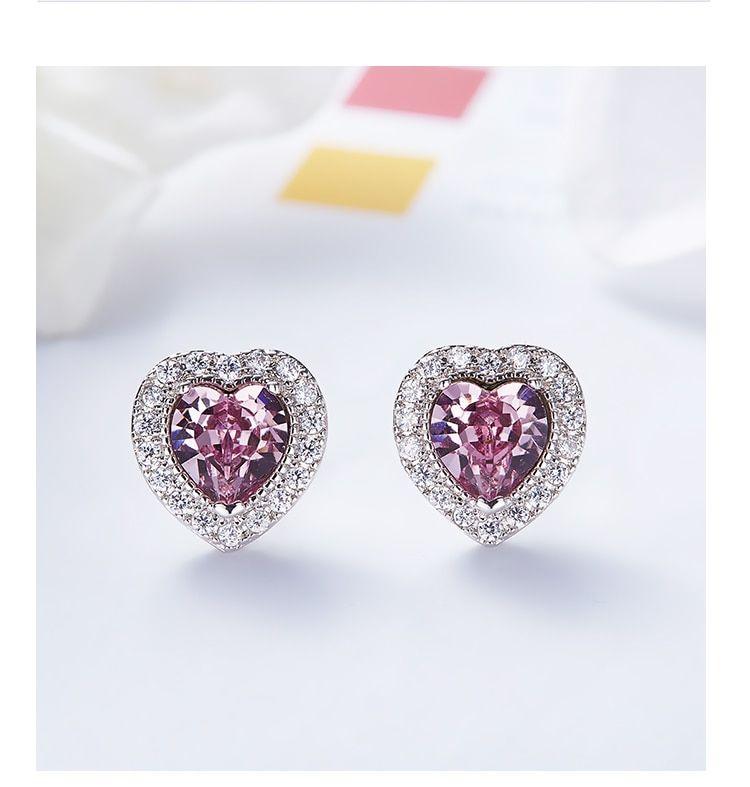 495986aa427 Classic Birth Stone Stud - Crystals from Swarovski #earrings #jewelry # crystal #swarovski