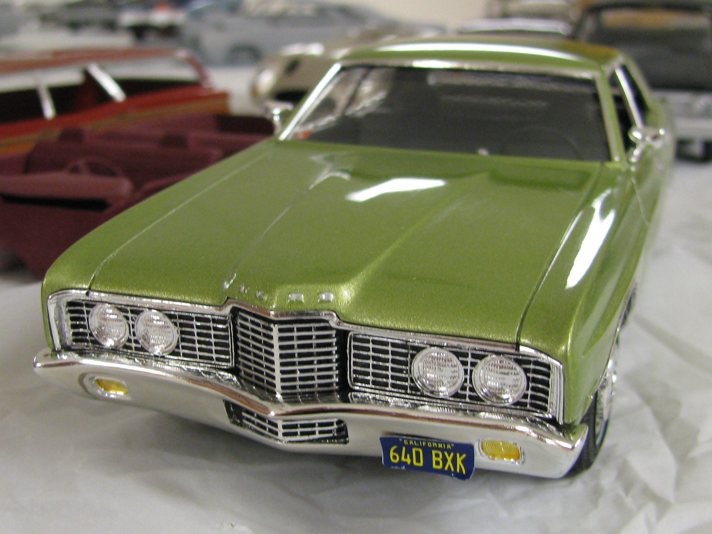 Beautifully Put Together 1972 Ford Galaxie 500 With Images