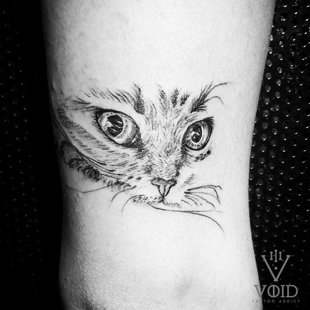 Cat Tattoo Design Void Tattoo Addict Cat Tattoo Designs
