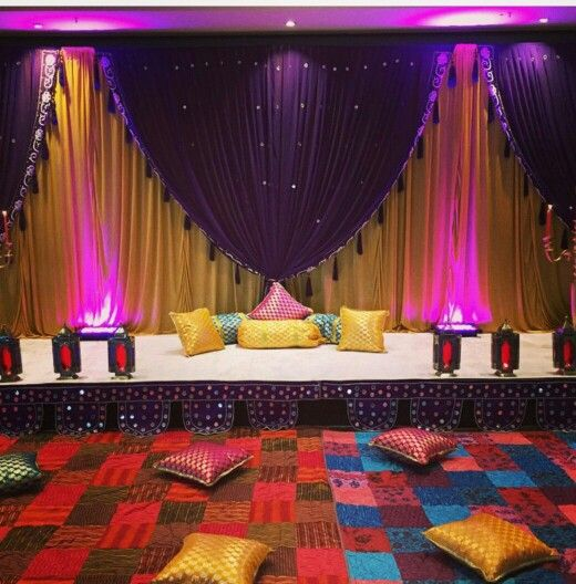 Afghanwedding afghandecor pakistani wedding afghan for Pakistani bedrooms decoration
