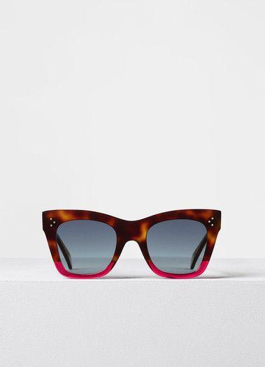 2693e4dca6dd Catherine Sunglasses in Acetate - Céline