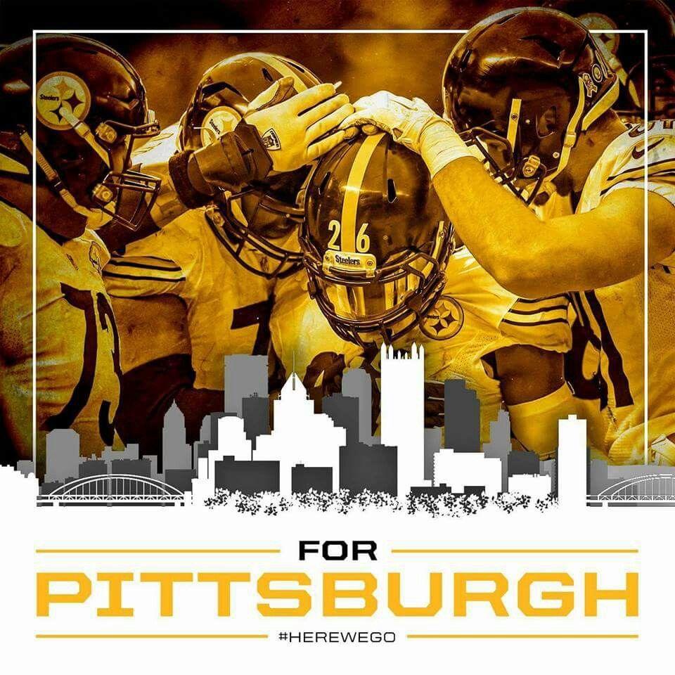 GO STEELERS Pittsburgh steelers, Pittsburgh steelers