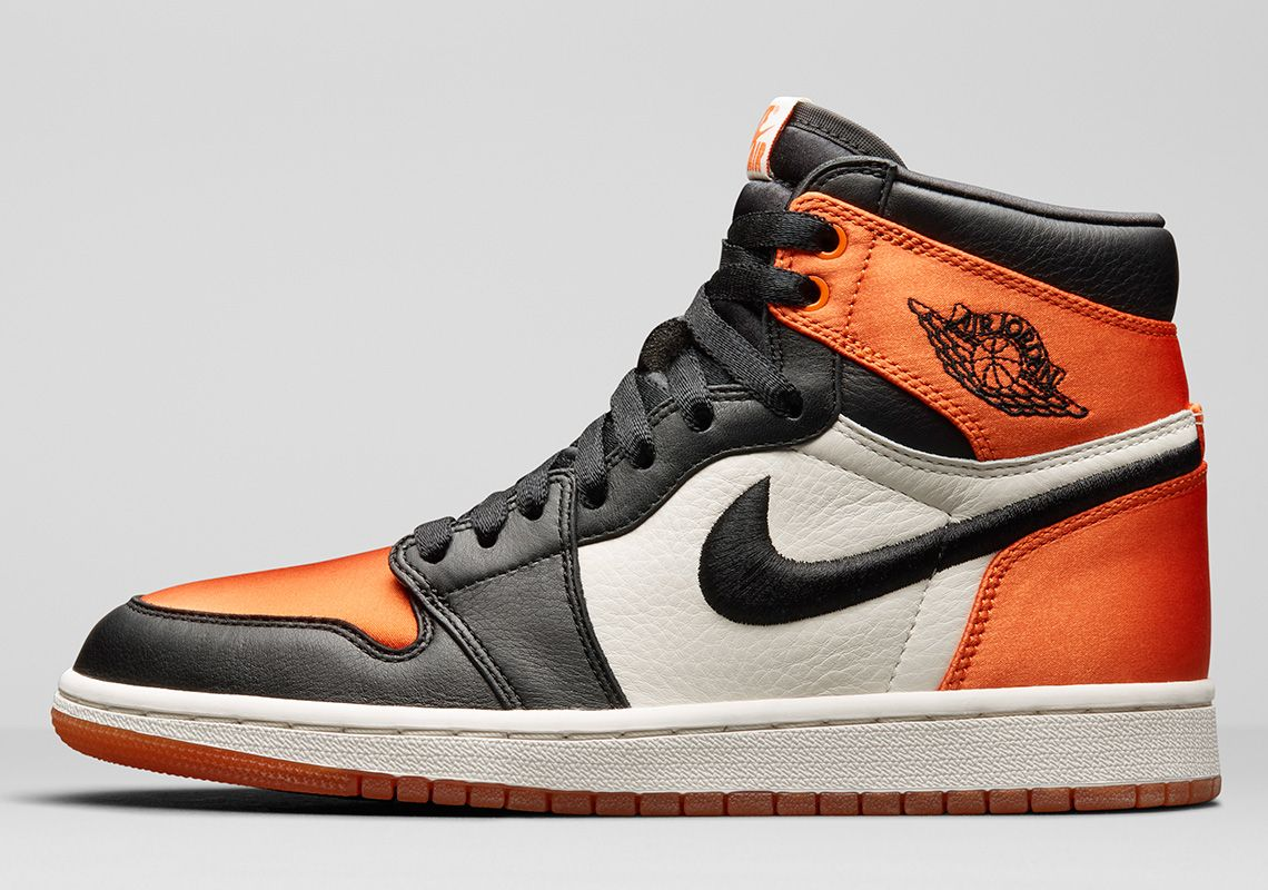 08f3f4414e30a6 Air Jordan 1 Satin Shattered Backboard To Use Same Leather Materials As The  Original