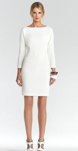 winter-white-rachel-rachel-roy-dress-holiday | white | Pinterest ...