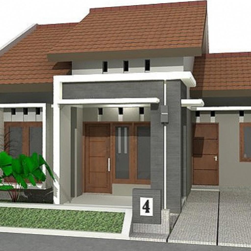 10 Model Rumah Sederhana Di Kampung Terbaru 2019 Home