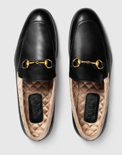 6a8a3ff5547 Quilt To Last   Gucci Jordaan Leather  Loafers