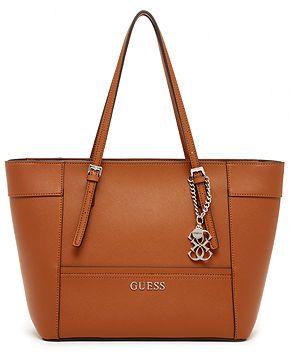 b90231bf435da GUESS Delaney Small Classic Tote - Handbags   Accessories - Macy s ...