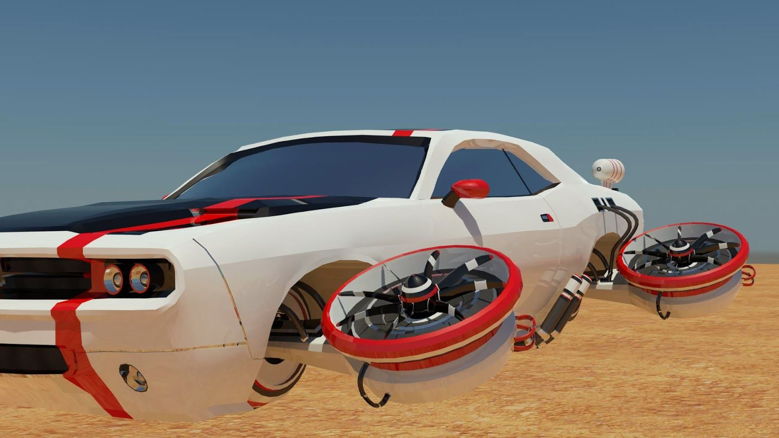 retro futuristic vehicles Google Search Flying car