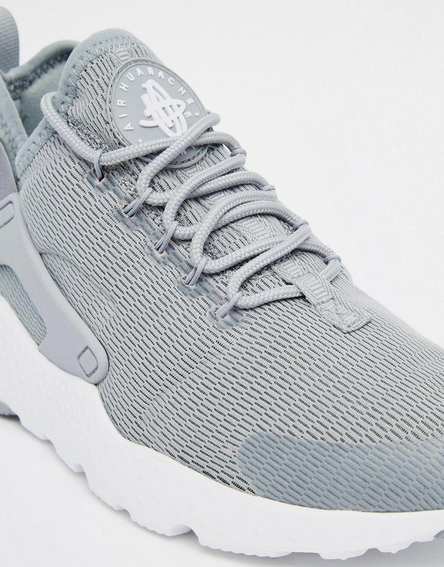 Nike Air Huarache Run Ultra Stealth Grey
