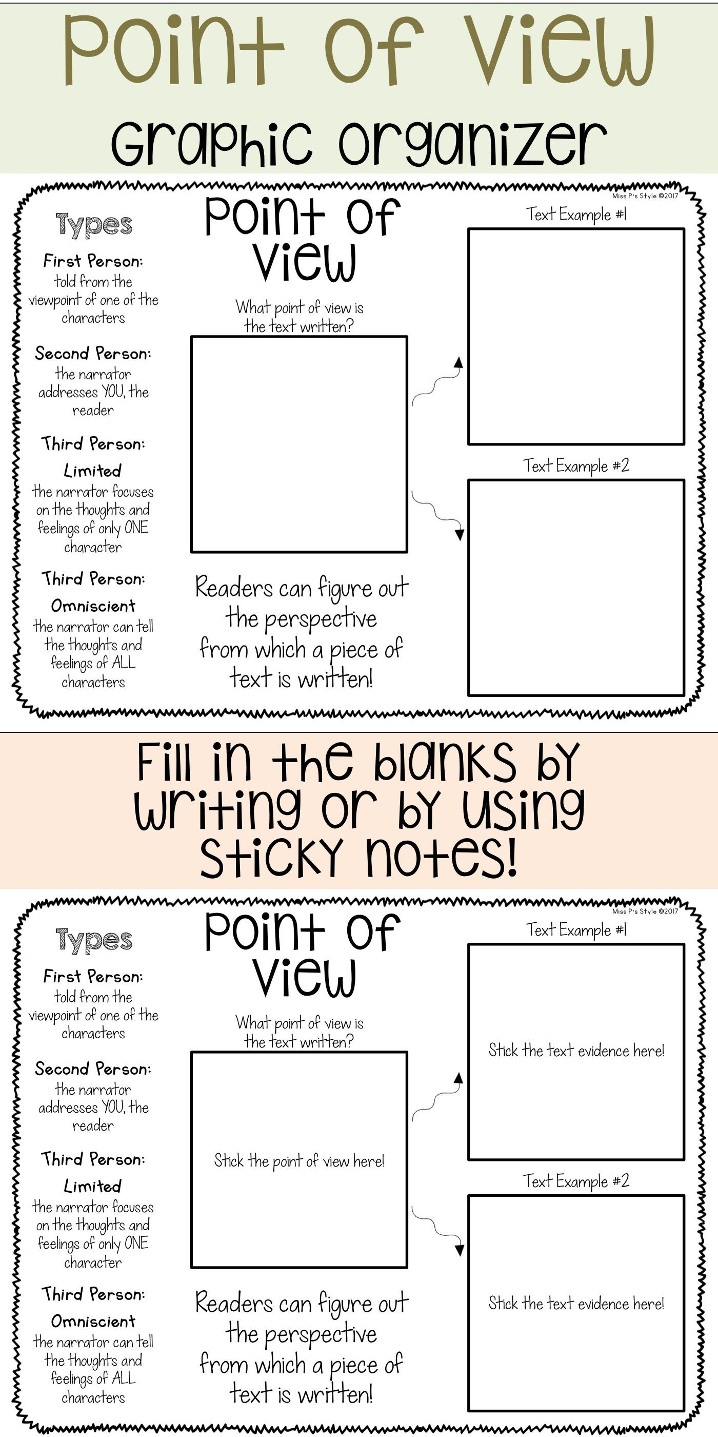 Reading Graphic Organizers Reading Graphic Organizers Middle