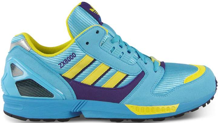 best sneakers 72283 6cf1b adidas ZX 8000 OG Aqua | Products in 2019 | Adidas zx 8000 ...