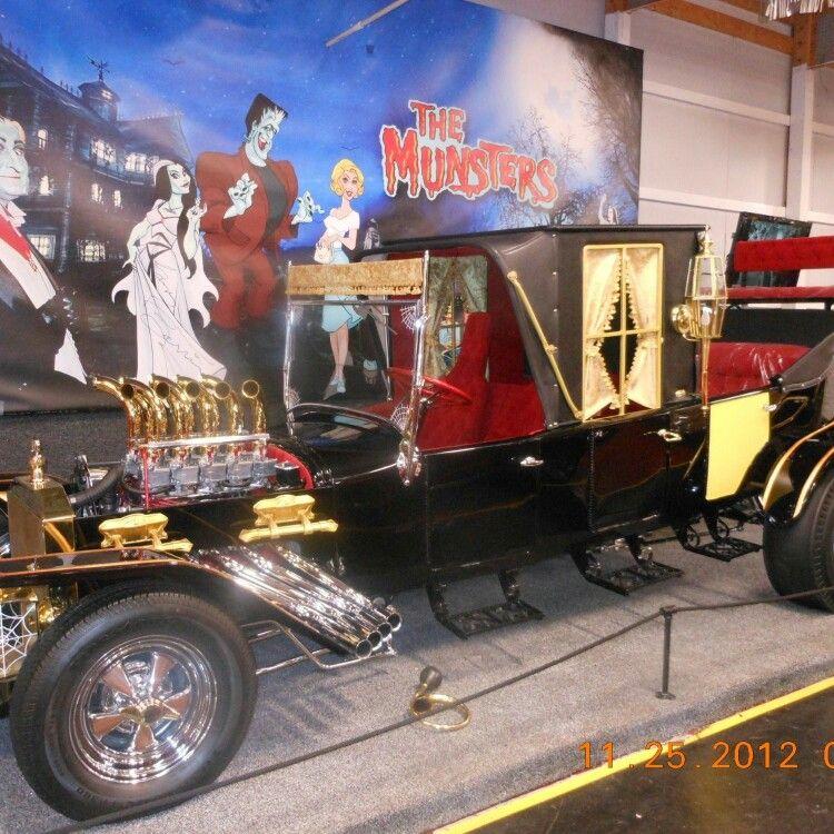 Munster car volo car museum | Volo Car Museum. Volo, Illinois ...