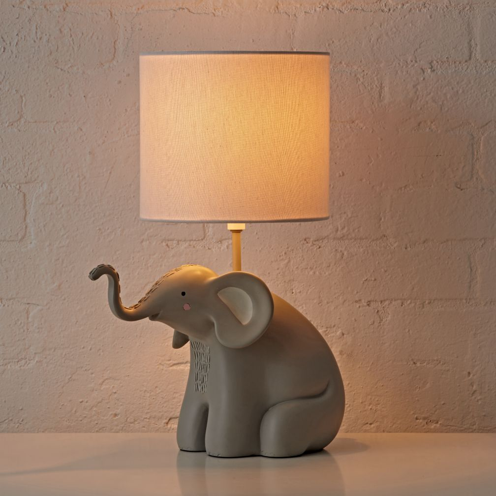nursery decor lamp french the by pinterest elephant pin bedroom company