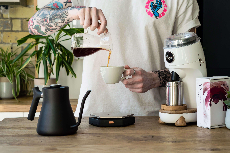 Niche Coffee Grinder Coffee, Coffee shop, Kitchen appliances