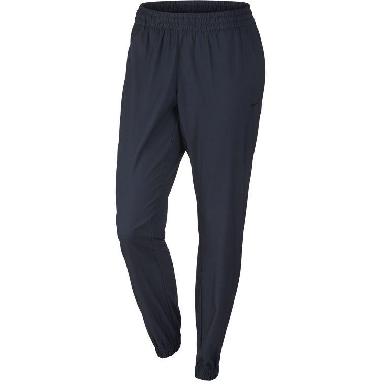 Nwt nike power womens xs flex pants training navy blue