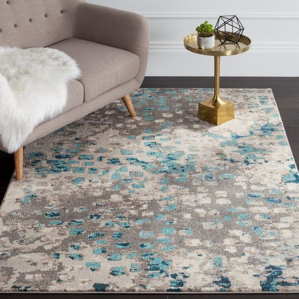Pair This Lovely Rug With A Button Tufted Bench For A Sophisticated Entryway Ensemble Or Simply Let It Defin Light Blue Rug Light Blue Area Rug Blue Area Rugs