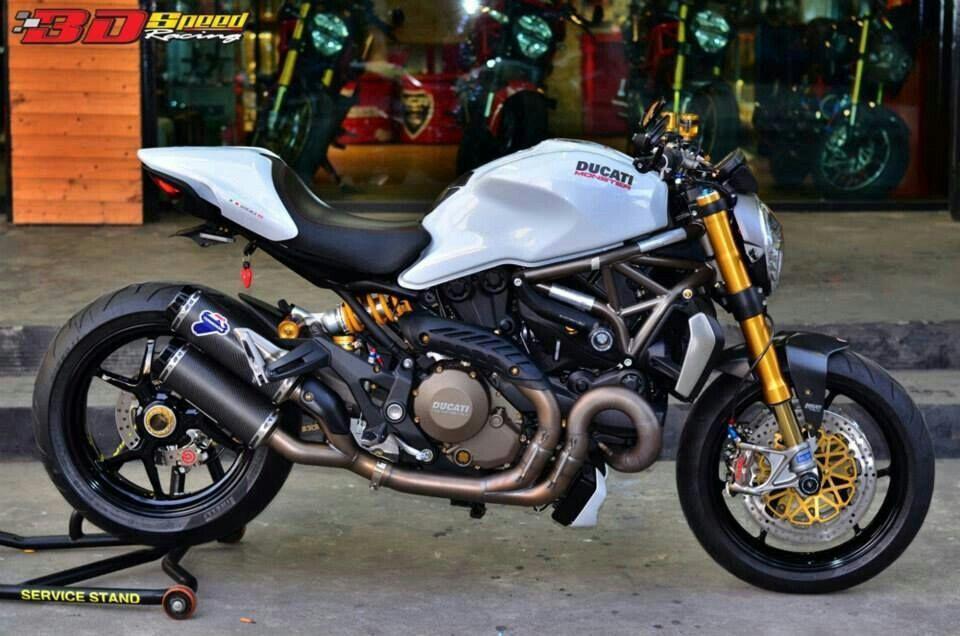 Pin by Modesto Performance on BIG Bike Ducati monster