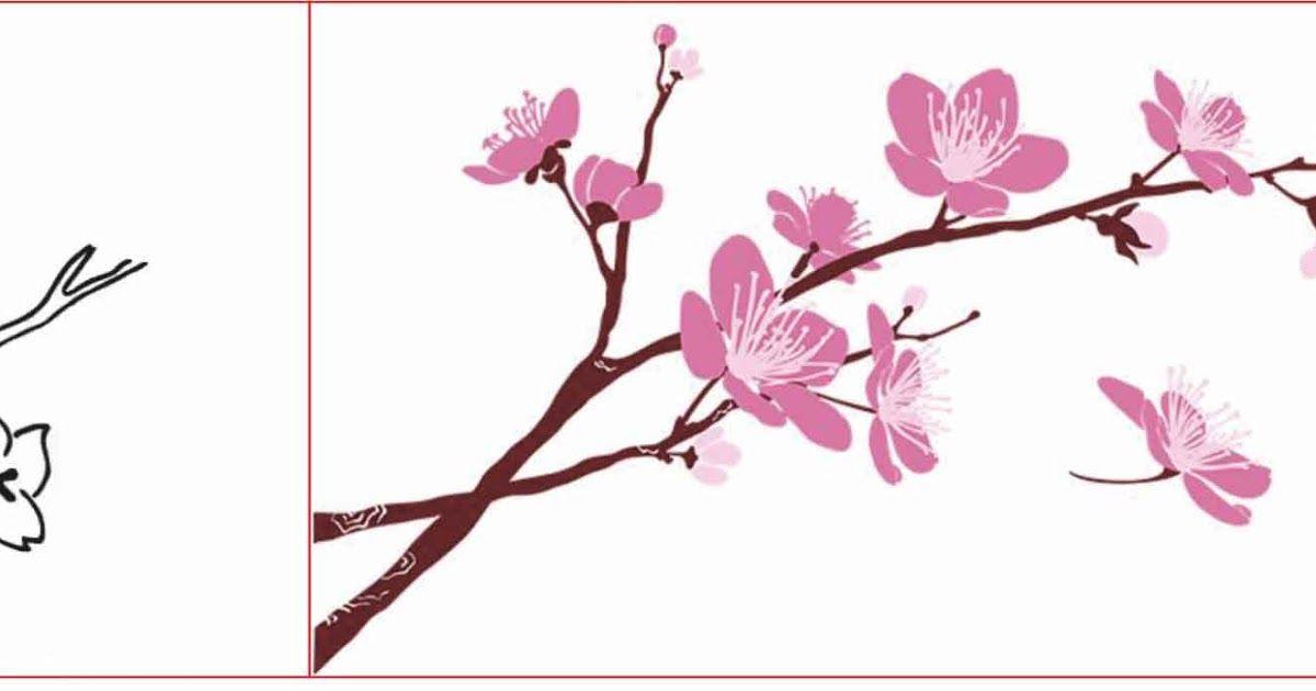33 Sketsa Bunga Yg Mudah Ditiru Karena Itu Pada Kesempatan Ini Penulis Akan Memberikan Contoh Gambar Sketsa Bunga Yan Sketsa Bunga Lukisan Bunga Bunga Sakura