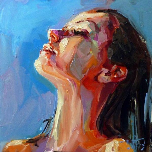 Photo of Artistic Impressions: ~ Jurij Frey ~ #portrait art