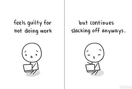 Procrastination research paper