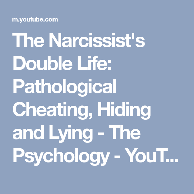 different types of lying disorders