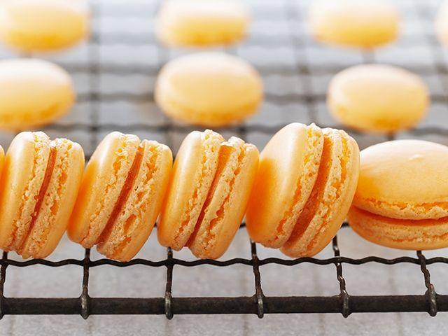 Receta macarrones franceses en hornea con for Platillos franceses faciles