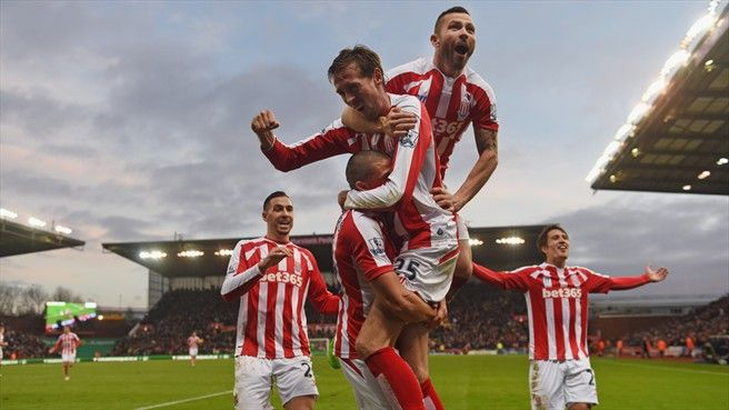 stoke city are notoriously difficult to beat at the britannia stadium chelsea are their