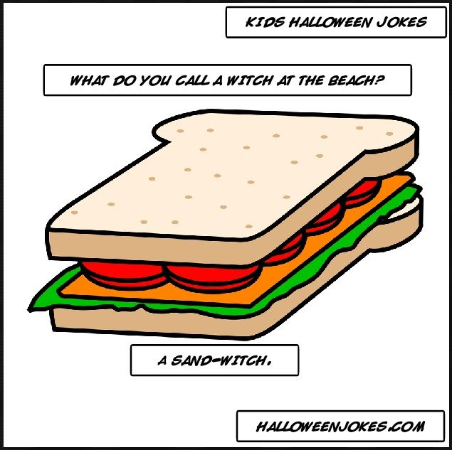 kids halloween jokes 11