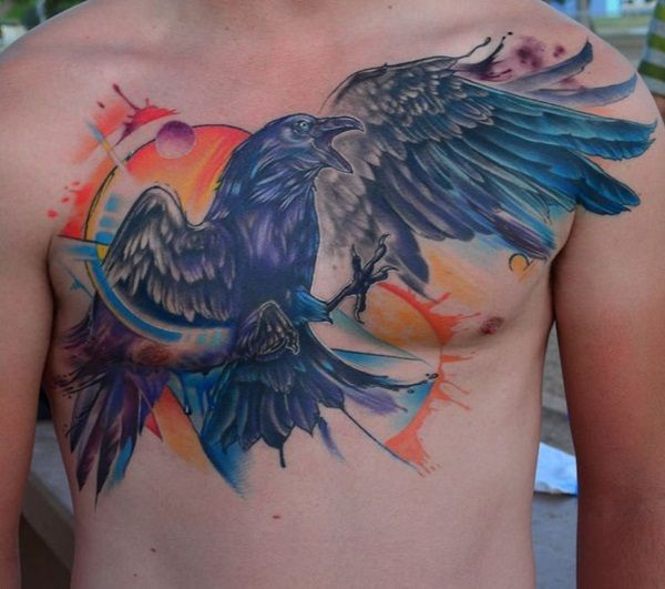 Tattoo Ideas Personal: 40 Chest Tattoo Design Ideas For Men