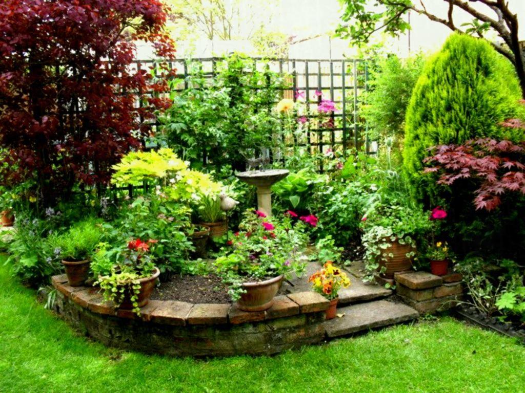 corner flower garden designs for better - home garden ideas for your