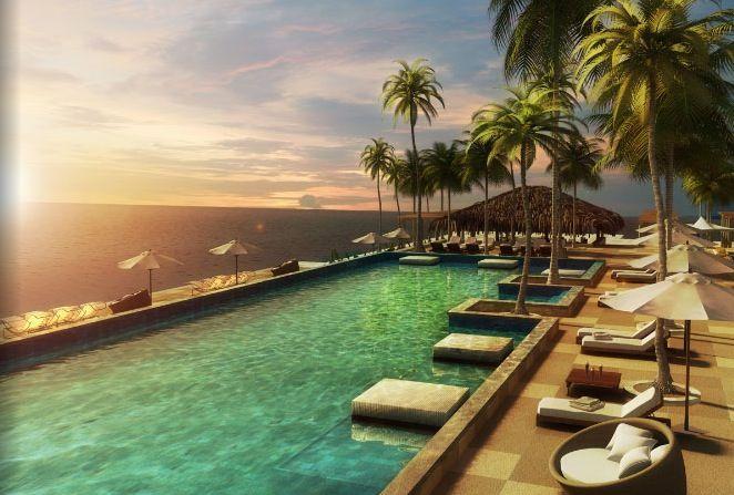 trump ocean club panama lobby