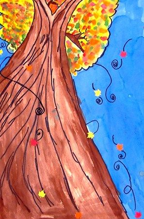 Perspective - how you look at the world; looking at a tree from the top is different from when you are under it. Texture - how something feels when you touch it is ACTUAL texture; drawing an object to look like it has texture is SIMULATED texture. Value - how light or dark something is.