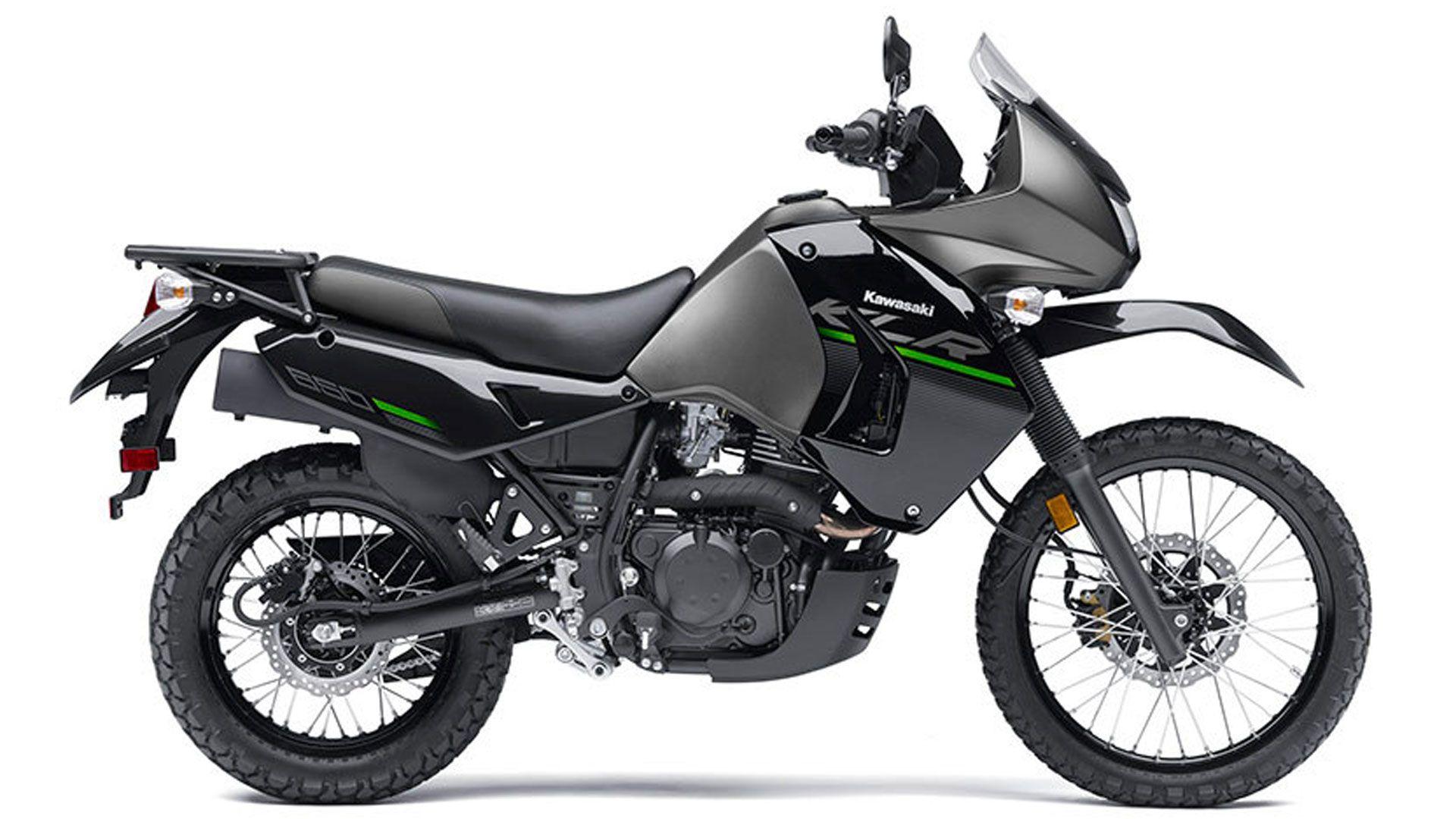 2014 Kawasaki KLR 650 Special Edition model 2014 Kawasaki