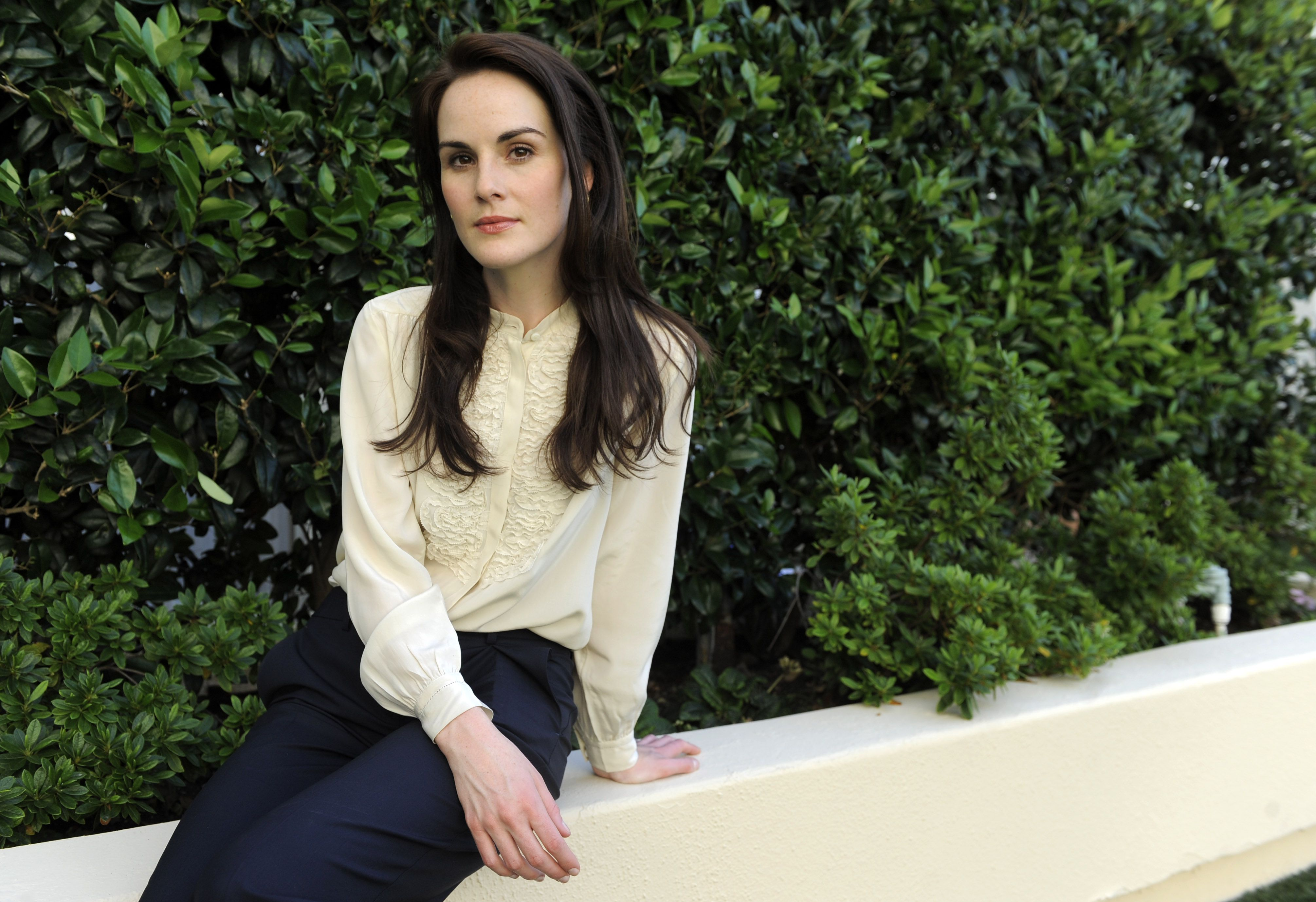Michelle Dockery Fashion, Celebrity sightings, Downton